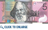 Federation $5 Commemorative banknote