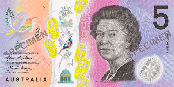 RBA Banknotes: Banknote Features